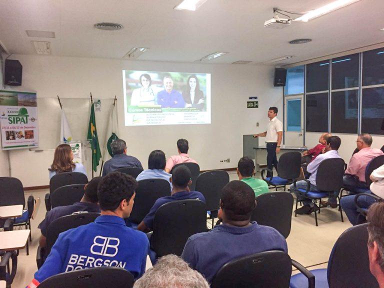 Parceria entre Furnas e LiceuTec realizará visitas semestrais na UHE Porto Colômbia