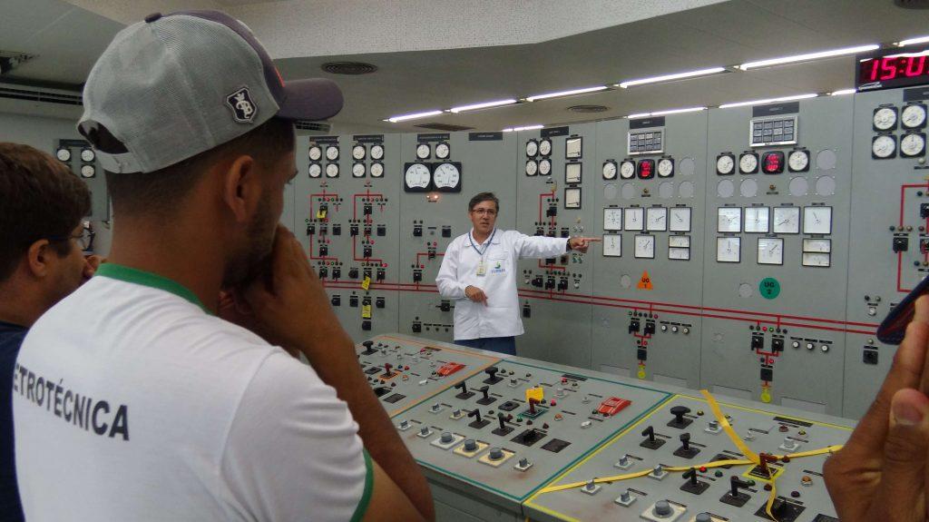 Sala de Instrumentação