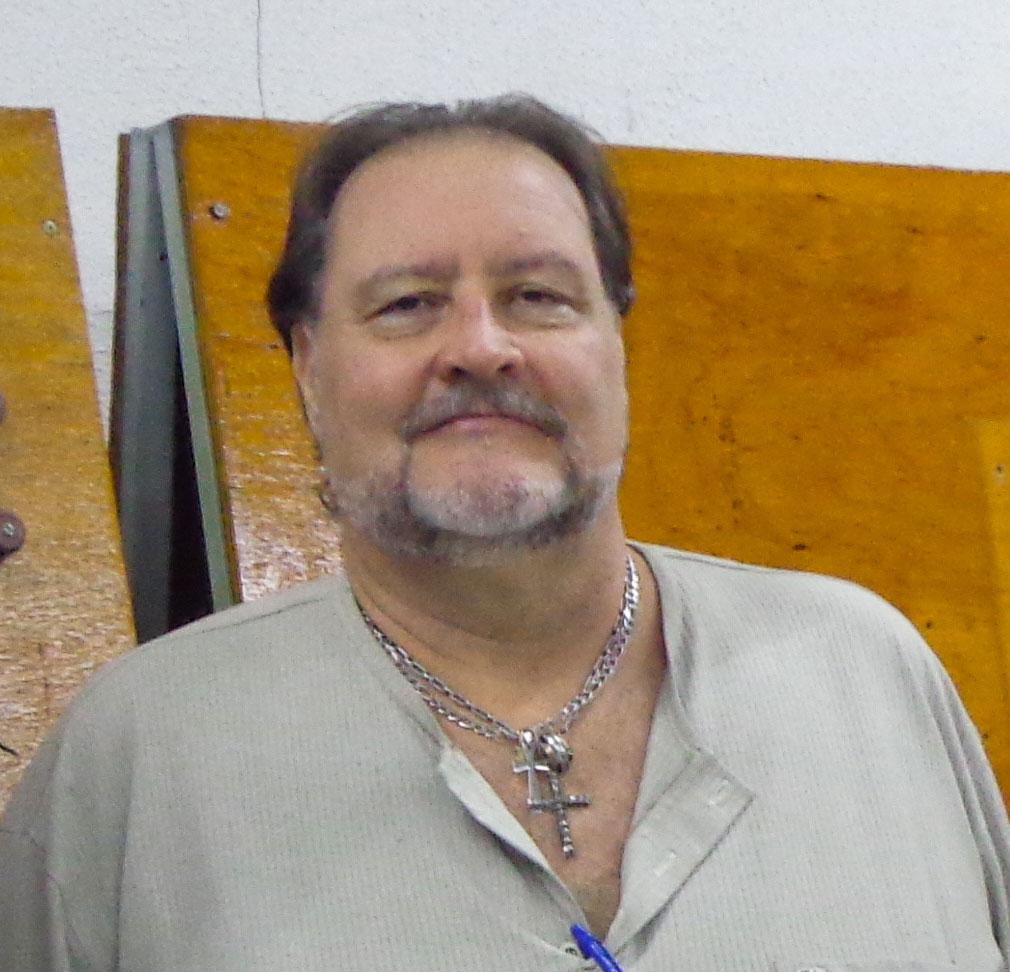 Professor Arnaldo Cozin