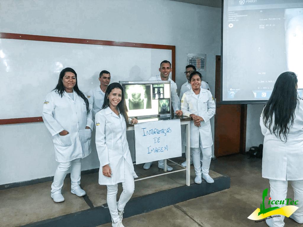Curso Técnico em Radiologia 1