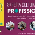 8ª Feira Cultural e Profissional