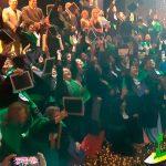 Cerimônia de colação de grau dos Cursos Técnicos